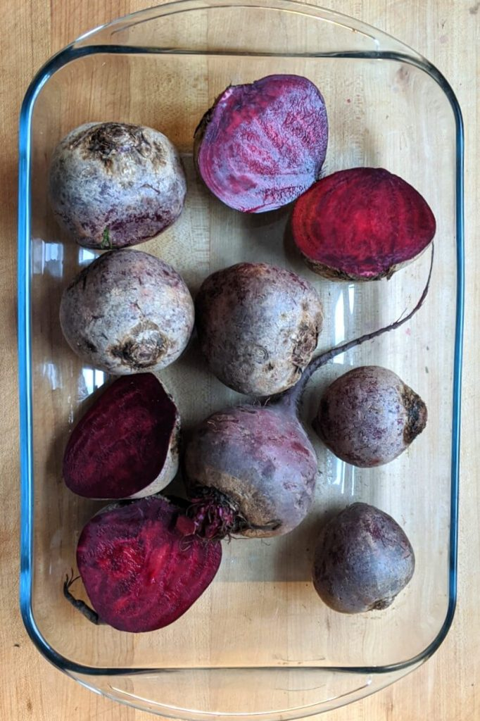 Oven Roasted Beets Ingredients