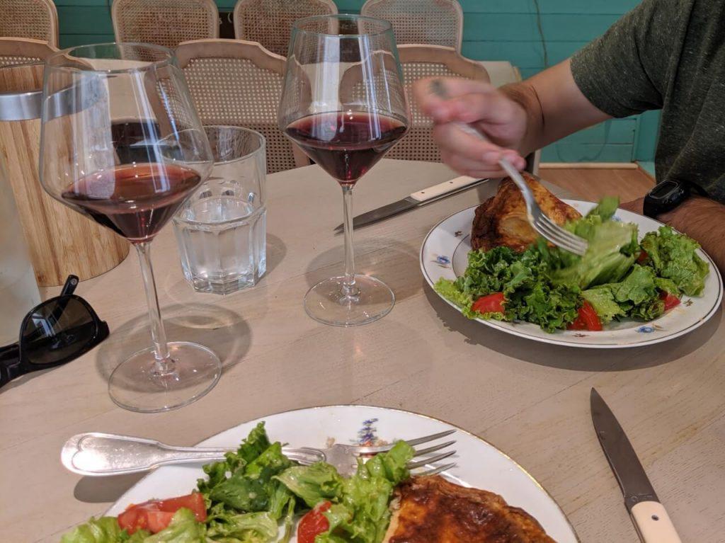 Pommard Restaurant La Compagnie Fanny
