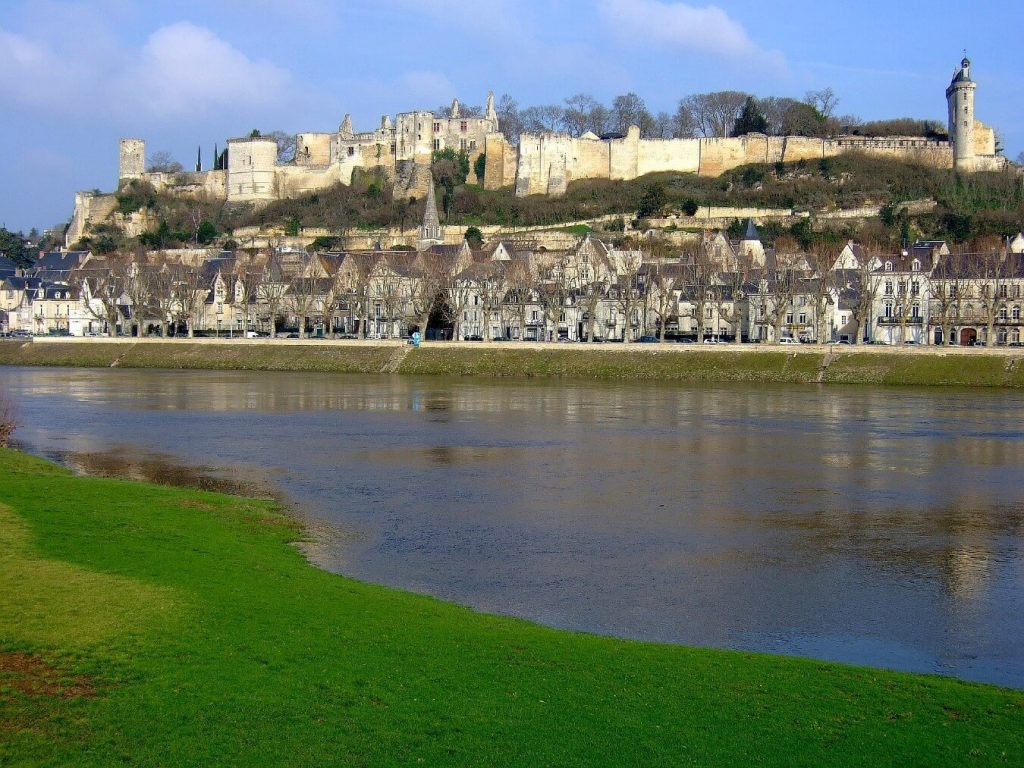 Chinon Loire France