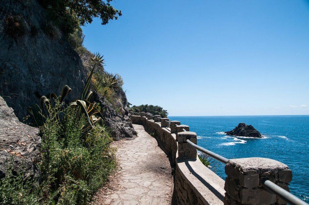 Cinque Terre Italy Hike