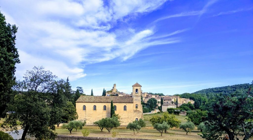Lourmarin Provence France
