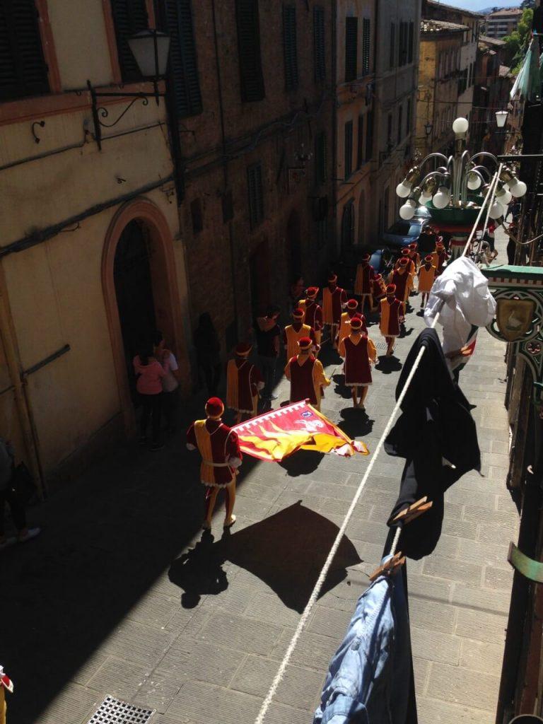 Siena Italy Contrade