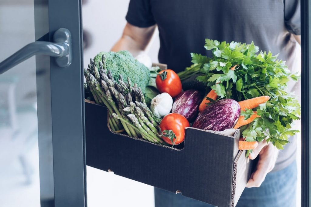 Best Produce Delivery Services