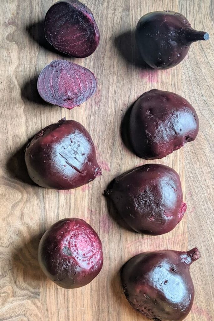 healthy whole beets
