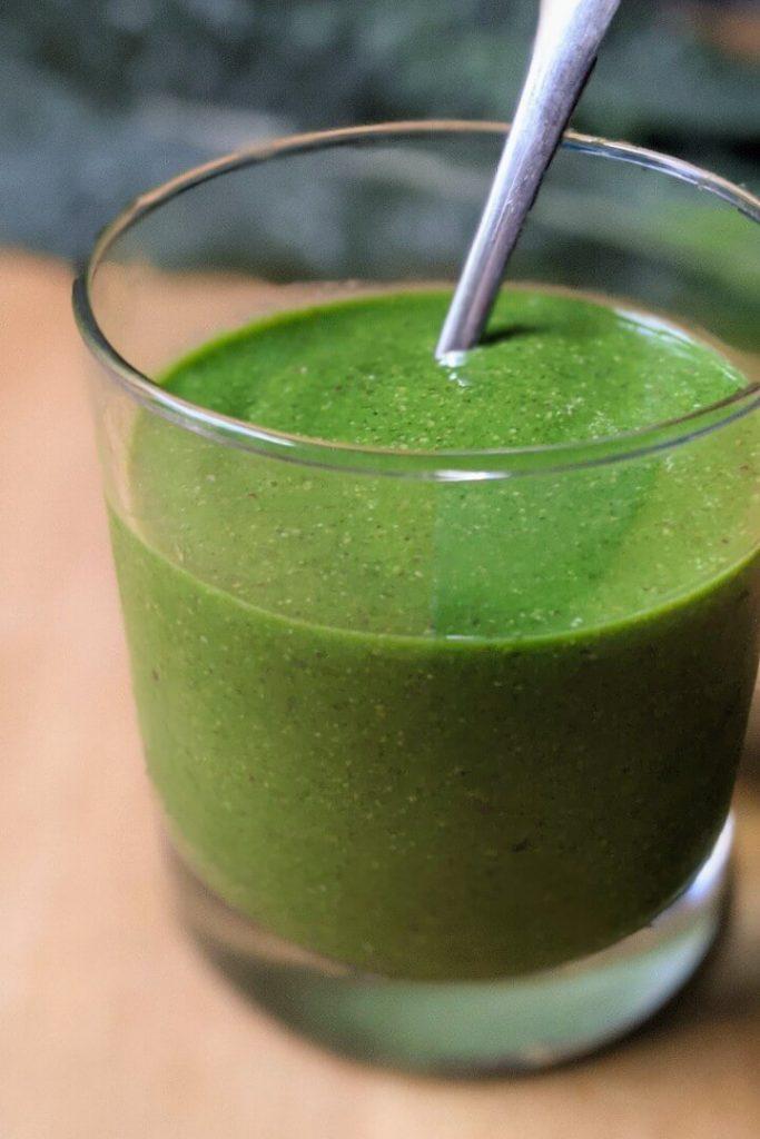 Kale Apple Smoothie Recipe